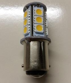 DC12V DC24DC Bajonet BA15D led bulb