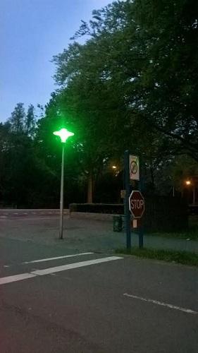 groene straat led verlichting preventie led verlichting groengroene straat led verlichting preventie led verlichting groen