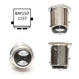bajonet bayonet led lamp light BAY15D model