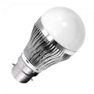 Bajonet BA22 led lamp 230Volt